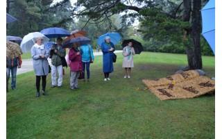 Nesuspėjusieji šeštadienį apsilankyti Birutės parke laukiami ir kitomis dienomis