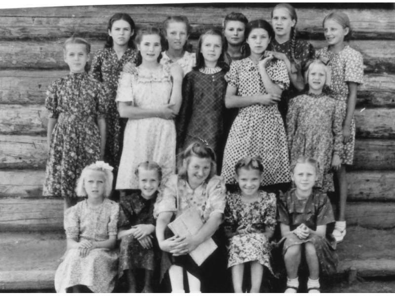 Prisimenant vaikus iš vieno Sibiro barako: būkime savo laisvos tautos patriotais. Vaikai iš vieno barako