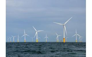 700 MW vėjo jėgainė jūroje planuojama maždaug 30 kilometrų nuo jūros kranto ties Palanga