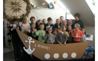 Šventosios pagrindinėje mokykloje – šviesos ir žodžio šventė
