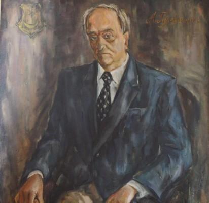 Grafas Alferdas Marija Tiškevičius (dailininkas V. Moncevičius).