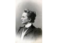 Grafaitė Marija Tiškevičiūtė. Nuotrauka iš Kretingos muziejaus archyvų.