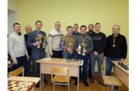 Saulius Rackevičius – absoliutus 2018 metų Palangos miesto šachmatų čempionas