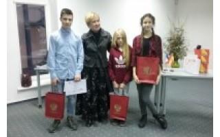 Respublikinio vertimų konkurso prizininkai