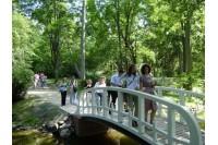 Palangos Botanikos parkas šeštadienį padvelkė šimtmečio senumo istorija
