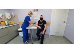 """Palangos meras Šarūnas Vaitkus """"AstraZeneca"""" vakcina pasiskiepijo tyliai prieš Velykas: """"Prieš šventes nenorėjau žmonėms kvaršinti galvos"""""""