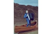 Akordeonisto Martyno Levickio solo koncertas kviečia palangiškius ir ne tik
