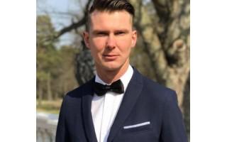 Lietuvos žaliųjų partija pajūryje į Seimą kels Dovydo Petrošiaus kandidatūrą