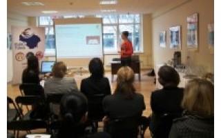 Palangiškiai seminare aktyviai domėjosi euro įvedimo aktualijomis