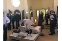 """Gintaro muziejuje atidaryta Žulkų paroda """"RETRO per SPEKTYVA"""""""