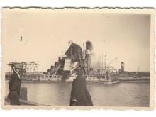 Šventosios uostas. 1939 m. rugpjūčio 13 d.