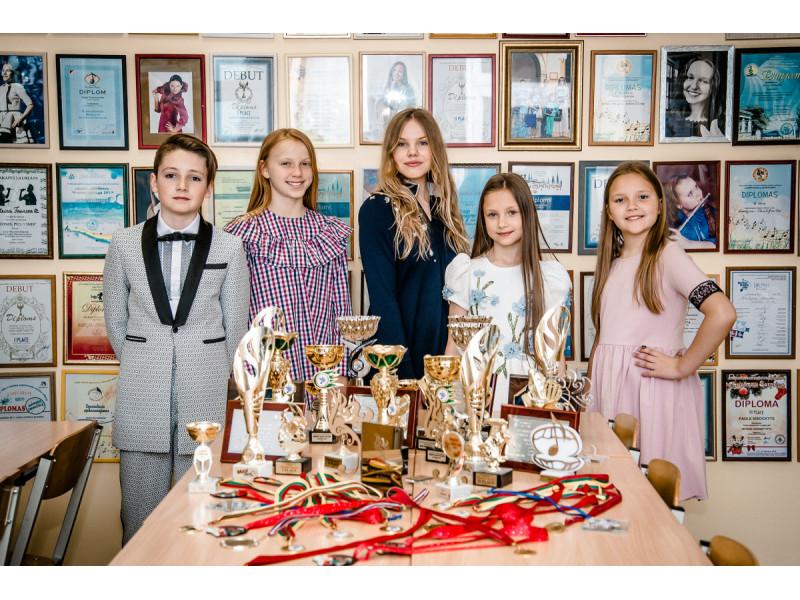 Domantas Vaitkus apdovanotas Lietuvos Respublikos švietimo, mokslo ir sporto ministerijos III laipsnio diplomu