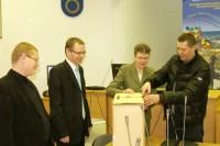 Įvyko konkursas-loterija dėl prekybos vietų Šventosios paplūdimyje