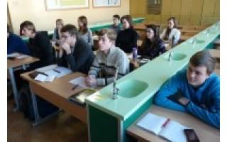 Palangoje – Nacionalinės moksleivių akademijos žiemos sesija