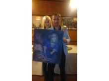 Brangiausiai už paveikslą sumokėjo Kęstutis Fedirka – 7000 litų.