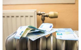 Gaunančiųjų kompensaciją už šildymą kurorte mažėja