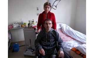 Traumą Olandijoje patyrusio palangiškio sutuoktinės viltis gyva: viskas bus gerai