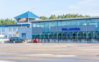 Iš Palangos oro uosto – į Vokietiją, Nyderlandus, Ukrainą