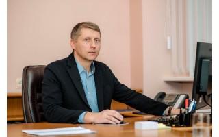 """UAB """"Palangos vandenys"""" direktorius Virgilijus Beržanskis"""
