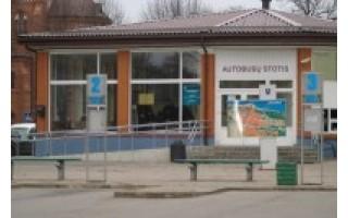 Palangos autobusų stotis: vienas reikšmingiausių kurorto prieškarinės infrastruktūros objektų