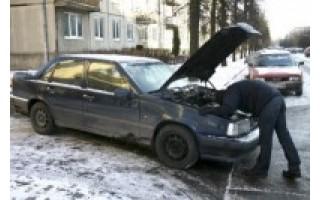 Nepasirūpinus automobiliu anksčiau, šalčiai vairuotojams kelia galvos skausmą