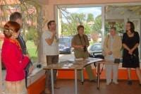 Rugsėjį Šventojoje – bendruomenės sueiga