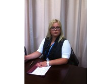 KPVDPRC Kurorto verslo skyriaus mokytoja Juventa Vitkuvienė.