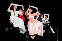 """""""Ramybėje"""" – jaunųjų aktorių  tikėjimo ir kelio į laimę paieškos"""