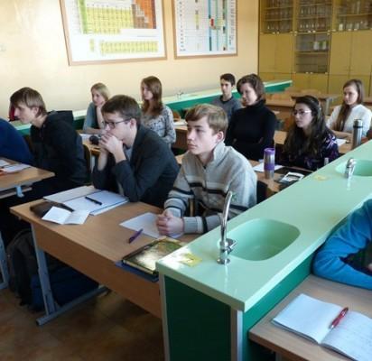 Į NMA žiemos sesiją Palangoje atvyko 102 moksleiviai, daugiausiai iš jų matematikai.