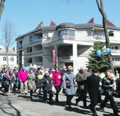 Visada jauna Senoji gimnazija atšventė 90 metų jubiliejų