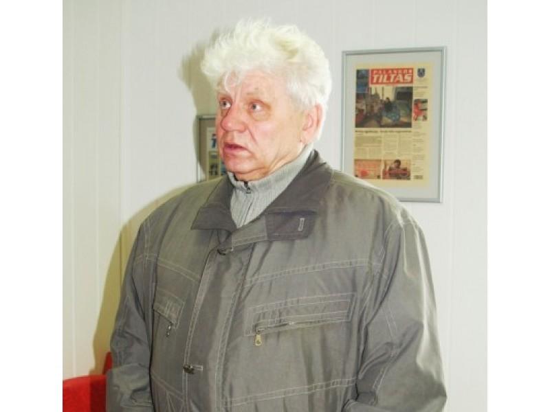 Bernardas Vitalius Litvaitis – Palangos skulptūrų parko įkūrėjas