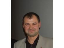 Socialdemokratų partijos Palangos skyriaus pirmininkas, buvęs kandidatas į Seimą Danas Paluckas.