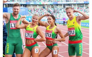 Kova dėl olimpinių kelialapių: Palangoje varžysis rekordinis skaičius lengvaatlečių