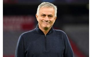 """Ar """"Tottenham"""" nuspręs atleisti Jose Mourinho po netikėto pralaimėjo Europos taurės atkrintamosiose?"""
