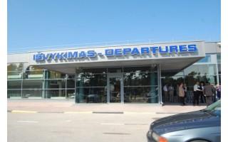 Akibrokštas oro vežėjams Palangos oro uoste – 600 Lt brangesni degalai