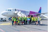 """""""Wizz Air"""" pradėjo skrydžius iš Palangos į Dortmundą Vokietijoje"""