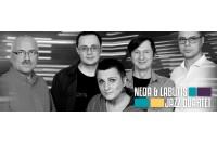 """Neda ir Labučio džiazo kvartetas """"Sounding City"""" Palangoje"""