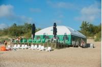 Taryba nustatė paplūdimio kavinėms 30% mažesnę rinkliavą