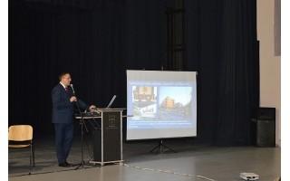 Trečiojo amžiaus universiteto studentams kurorto vadovai pristatė Palangos miesto plėtrą