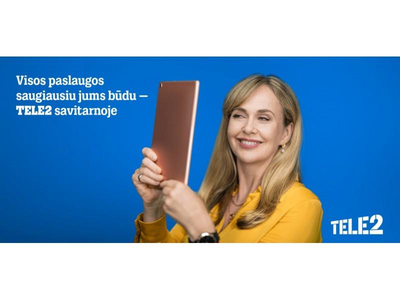 """Ypatingi """"Tele2"""" pasiūlymai: nuolaidos išmaniesiems įrenginiams ir akcija rekomendavus draugą"""