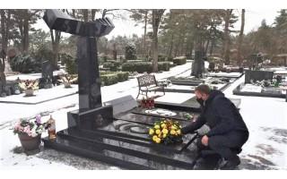 Lietuvos nepriklausomybės atkūrimo dienos proga pagerbtas Kovo 11-osios Akto signataro, buvusio Palangos miesto mero Algimanto Vinco Ulbos atminimas