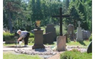 Palangos senosios kapinės  tvarkomos puikiai