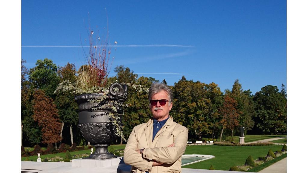 Dendrologas, mokslinių darbų autorius Algimantas Bacevičius