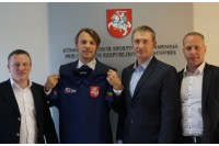 "Vilniuje pristatytas  projektas ""Palangos sporto vizija"""