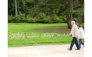 Maironio dvasios palytėta Birutės parko diena