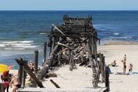 Šventosios tiltas į jūrą – kaip žvakė mirštančiajam?