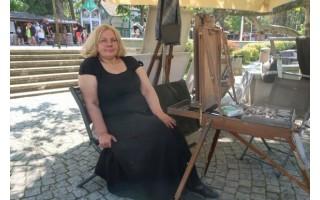 Vyro 18 metų neturėjusi Palangos dailininkė: prie puodų žūsta visi moterų talentai
