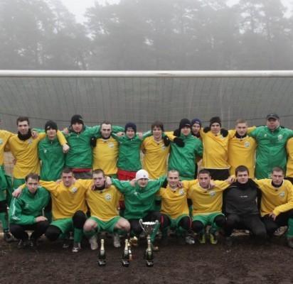 """FK """"Palanga"""" – jubiliejinio - 50-to """"Palangos Juzės"""" futbolo turnyro nugalėtoja"""