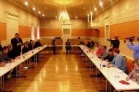 Palangoje lankėsi žurnalistai iš Sankt Peterburgo