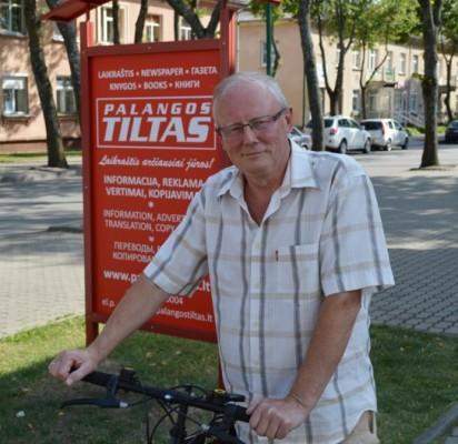 Buvęs Vilniaus meras saulėlydį politikoje pasitiks Palangoje kaip liberalų vienytojas
